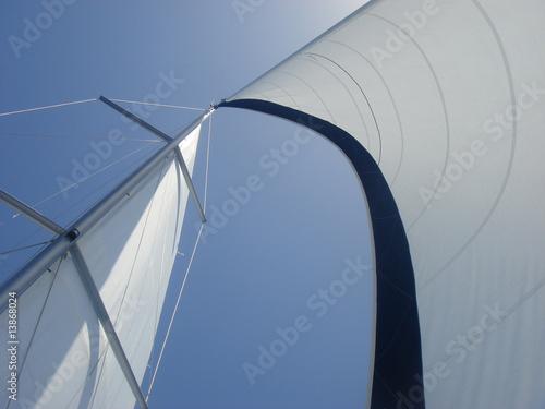 Fotografia Elements voiliers en mer