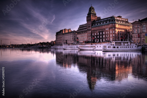 Foto  Steamboats