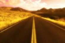 Road In The Daytime