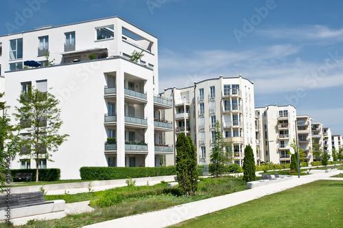 Foto Modern housing