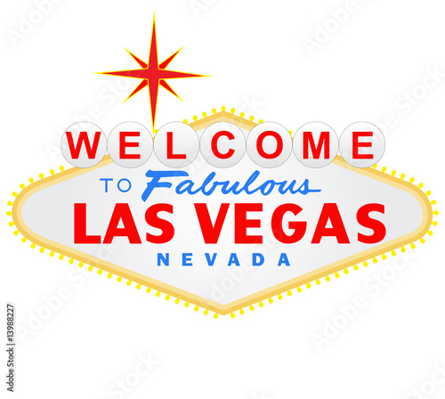 Photo  Welcome to Las Vegas