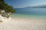 Plaża nad Adriatykiem