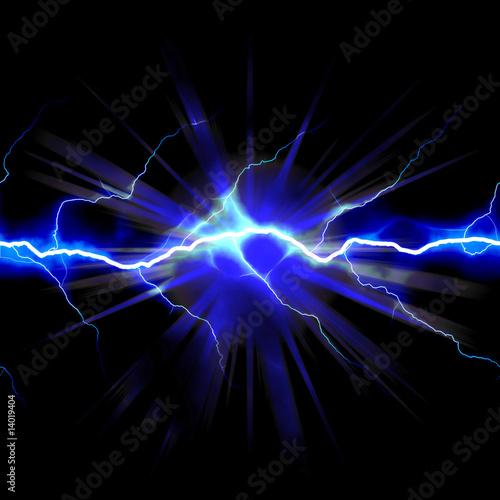 Plakát  Shocking Electricity