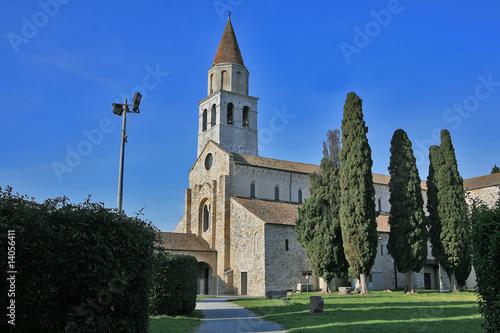 Valokuva  Aquileia Basilica