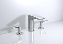 Wide-spread Faucet