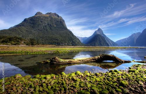 Nouvelle Zélande Milford Sound