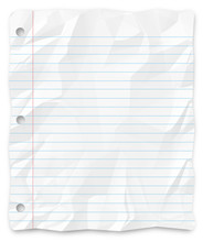 Student Writing Paper - Lined ...