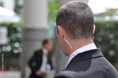 Fotografie, Obraz  bodyguards