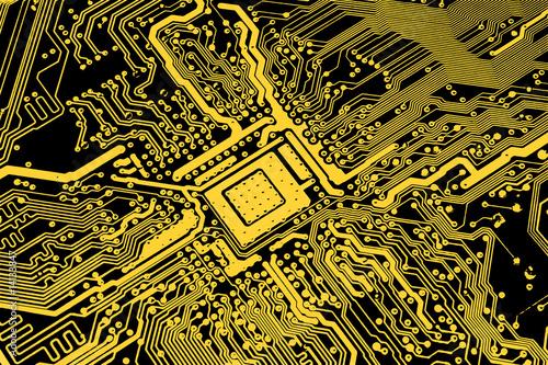 Fényképezés  circuit électronique