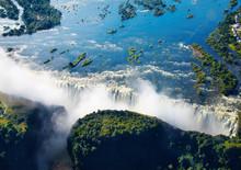 Zambezi River And Victoria Fal...