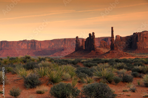 Photo  Monument Valley Hoo Doos