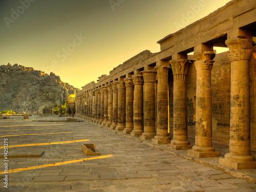 Foto auf Gartenposter Ägypten Philae Temple