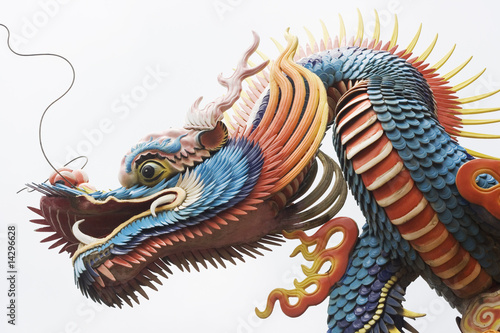 Photo  Chinese Dragon