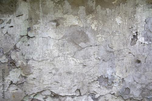 Poster Vieux mur texturé sale aging wall