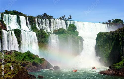 Papiers peints Cascade Waterfall