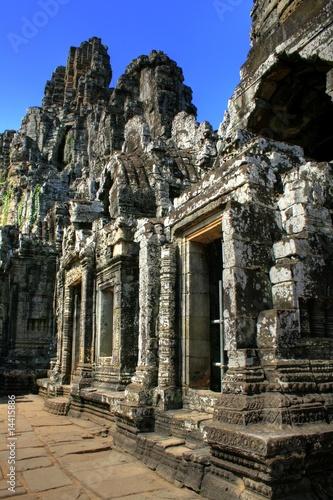 фотография  Wat Bayon (Angkor Wat) - Siam Reap - Cambodia / Kambodscha