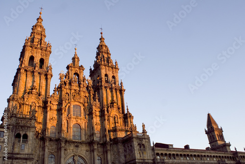 Canvas Print catedral