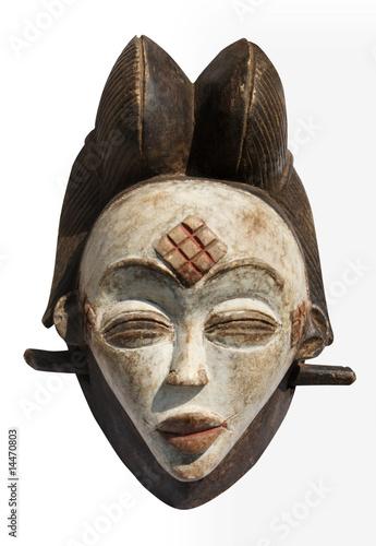 Photo Masque africain