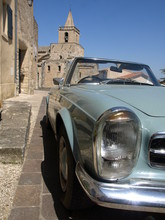 Oltimer Mercedes
