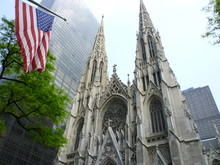 New York, St Patrick Cathedral