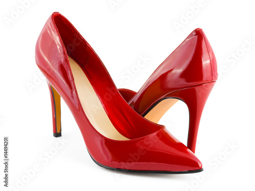 Fotografia  Red shoes