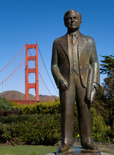 Joseph B. Strauss, Erbauer Der Golden Gate Bridge