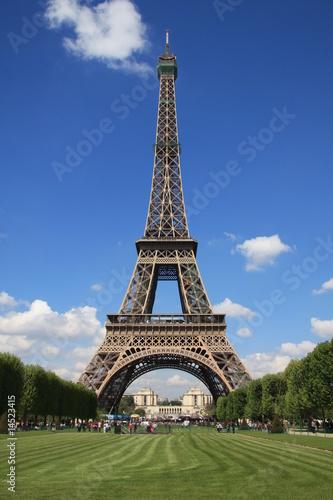 Poster Tour Eiffel Eifelturm Paris