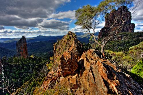 Fényképezés  Warrumbungle National Park