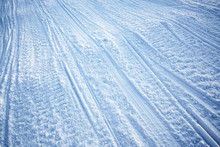 Snowmobile Track Texture