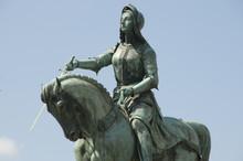 Jeanne D'Arc, Orléans