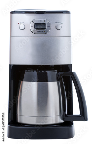 Modern Coffee Maker Fototapet