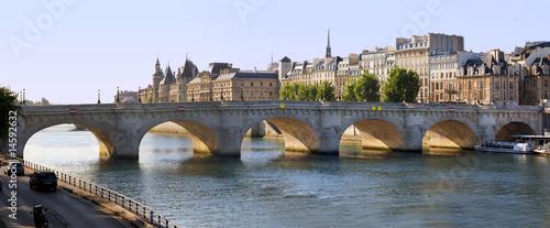 Papiers peints Paris Paris - Pont neuf