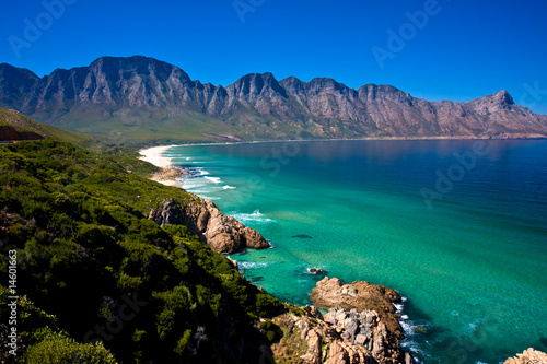 Canvas Prints South Africa Gordans Bay