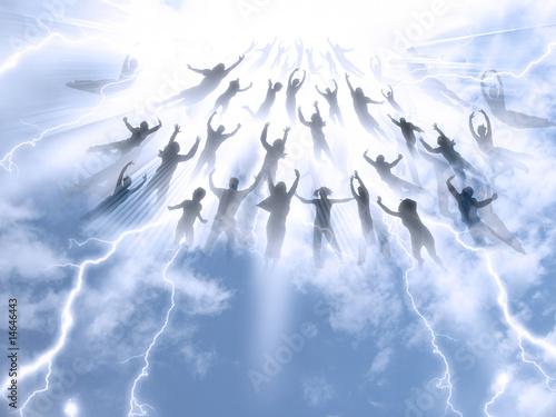 The Rapture Tablou Canvas