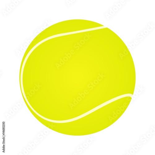 Photo Tennisball Vektor