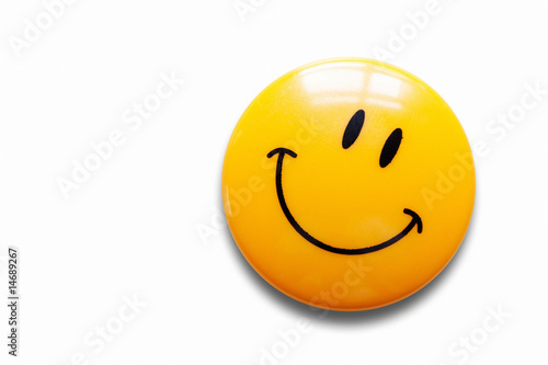 Smiley_2 Canvas Print