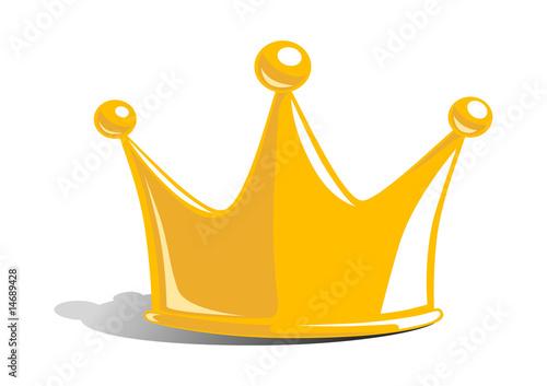 Krone II Canvas-taulu