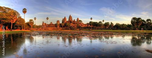 Cuadros en Lienzo Angkor Wat - Siam Reap - Cambodia / Kambodscha