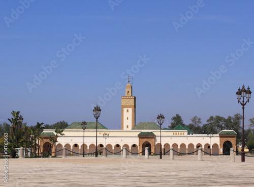 Fotografia, Obraz  mosquée à Rabat (Maroc)