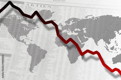 Fotografía  Finanzkrise