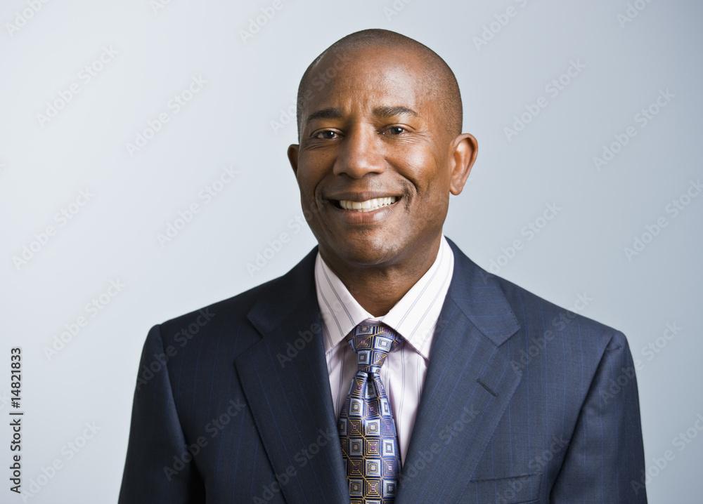 Fototapeta African American male