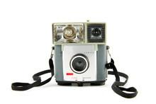 Old Fashioned Photo Camera Iso...