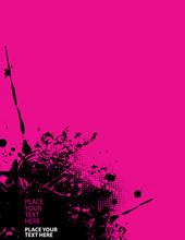 Abstract Splash Illustration O...