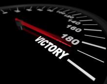 Speeding Toward Victory - Spee...