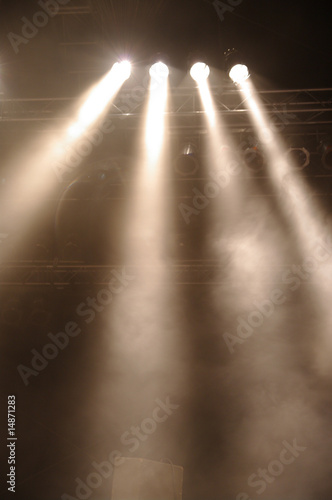 Obraz Stagelights - fototapety do salonu