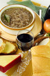 Red Wine And French Onion Soup