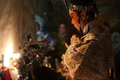 Chinese opera Fototapeta