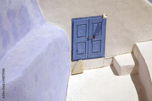Fototapety, obrazy: greek house