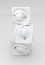 Sculpted Eye Stack