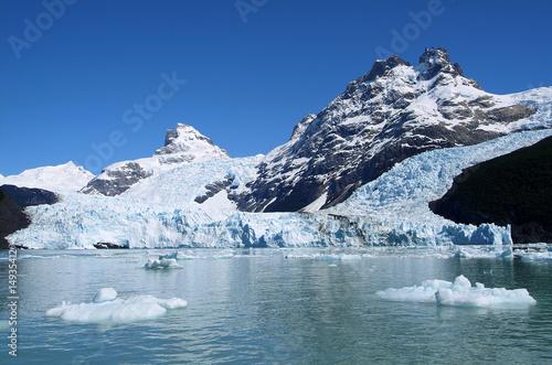 Poster Glaciers Glaciar Spegazzini